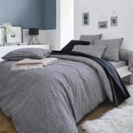 Drap-housse en percale DUO