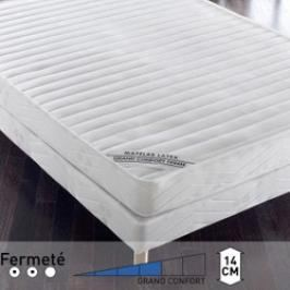 Matelas latex grand confort ferme