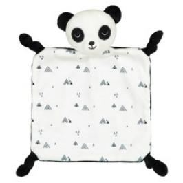 Review Doudou plat panda