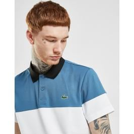 Review Lacoste Tri Colour Block Polo Shirt