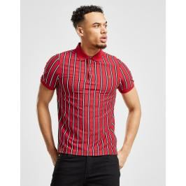 Review Farah Altham Striped Polo Shirt