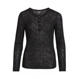 Review OBJECT COLLECTORS ITEM Long-sleeved Blouse Dames Zwart