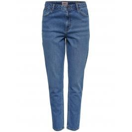 Review ONLY Kelly Mom Regular Fit Jeans Dames Blauw