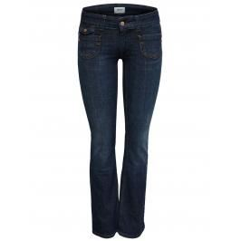 Review ONLY Ebba Low Bootcut Jeans Dames Blauw
