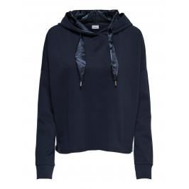 Review ONLY Sweat Hoodie Dames Blauw