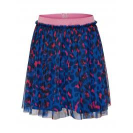 Review ONLY Kids Mesh Rok Dames Blauw