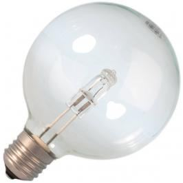 Review Halogeen EcoClassic globelamp helder 70W 95mm grote fitting E27